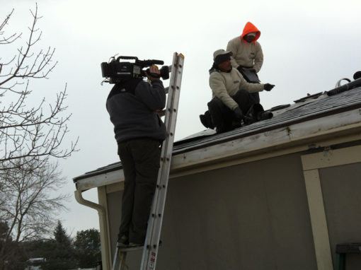SlateTec Slate Roof Featured On DIY Network Show 'Rescue Renovations'