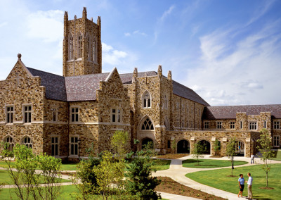 Barret Library at Rhodes College, Memphis