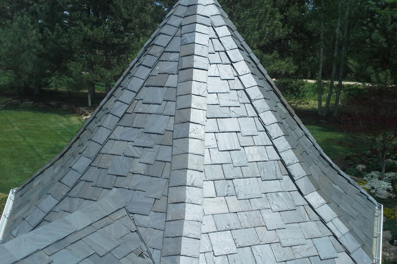 SlateTec Cedar Shake Roof Replacement
