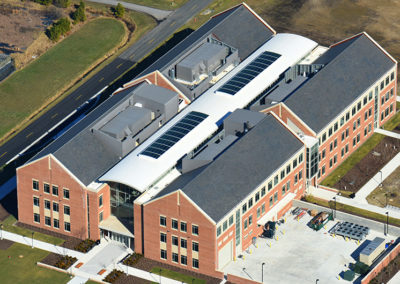 Slate Roof at the University of Maryland Eastern Shore